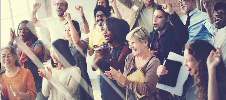 Town halls are critical to build employee engagement.