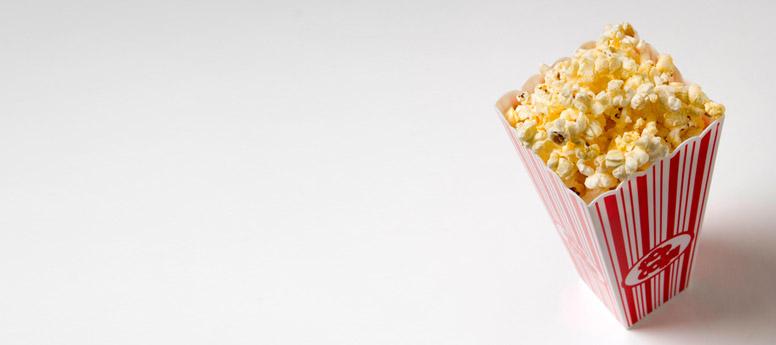 Communication should be like popcorn