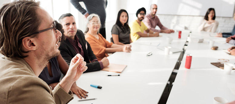 Use a workshop to engage leaders in change