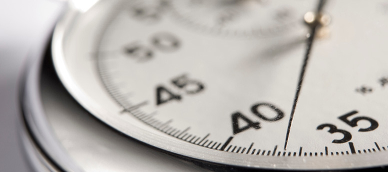Here's a different approach for improving HR communication: Focus on time.