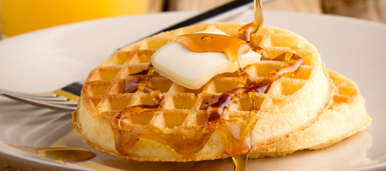 Waffles are a great metaphor for the kind of information employees need—not facts, but rich description