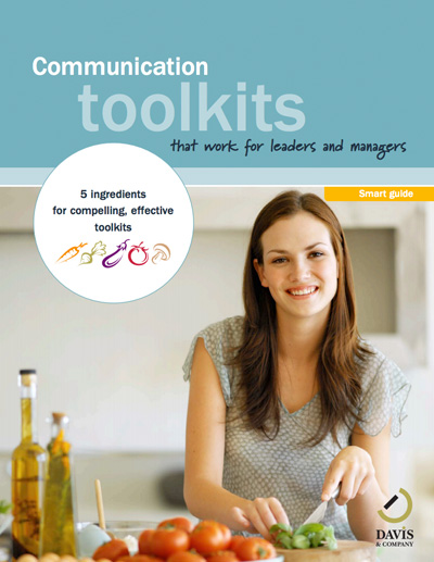 Comm toolkits leader and managers smart guide