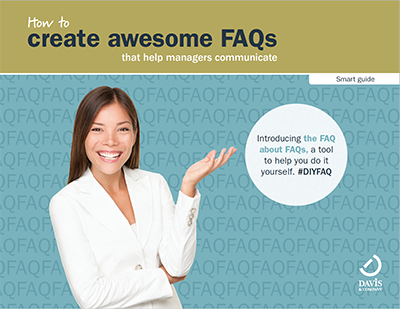 Create awesome managers communication guide