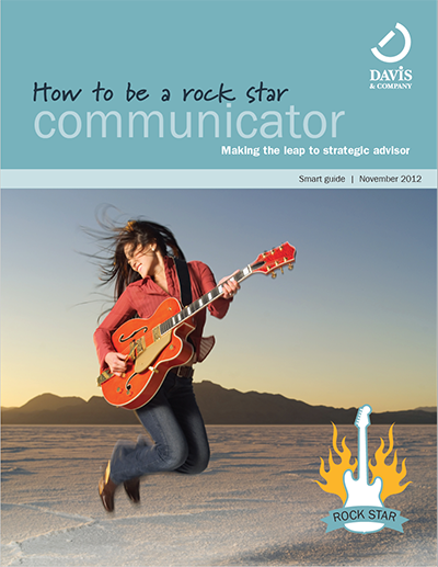rock star strategic communicator guide