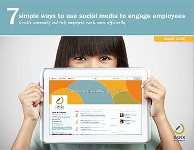 social media employees guide