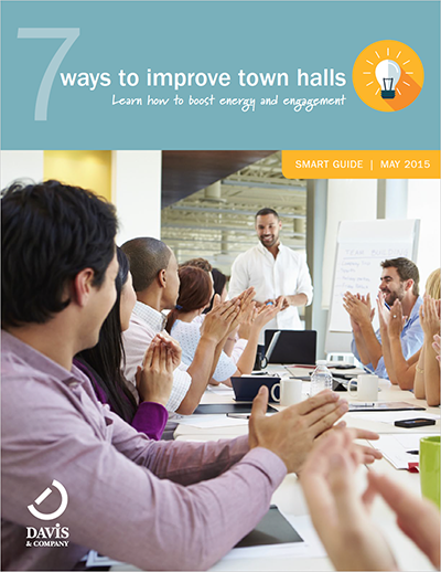 improve town hall guide