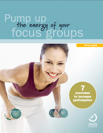 increase participation in focus group guide