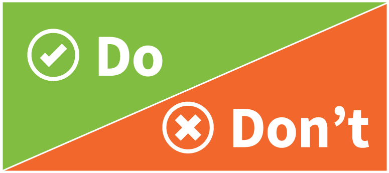 Dos and dont's for leadership communication strategies