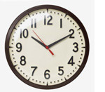 Image of an analog clock
