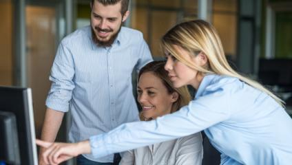 Get employees on board with the organizational change communication plan