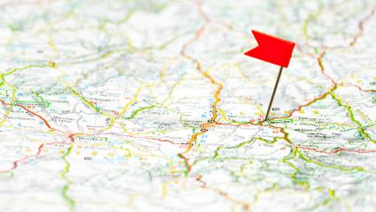 Location matters in workplace communication