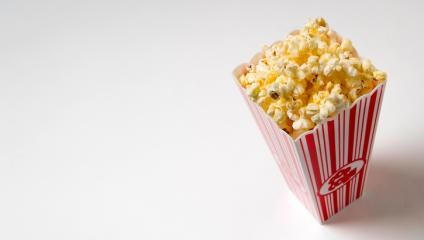 Communication should be like popcorn
