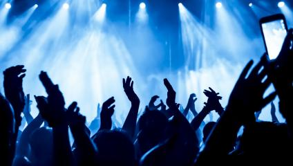 Rock concerts aren't just for bands; employee communicators can be rock stars, too