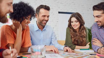 Make internal communication a collaborative process.