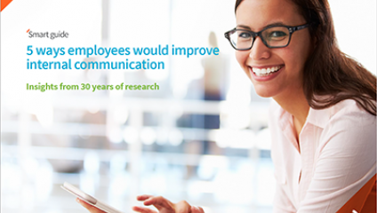improve internal employee communication