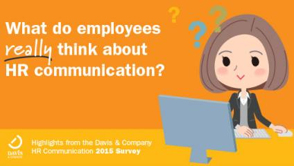 HR communication trends and statistics