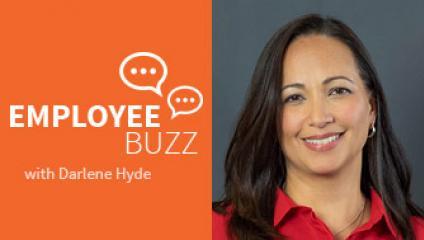 Darlene Hyde, Employee Buzz Guest