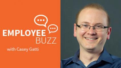 Casey Gatti, Employee Buzz Guest