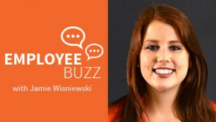 Jamie Wisniewski, Employee Buzz Guest