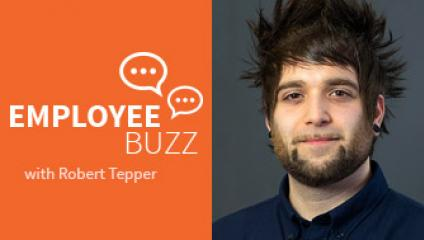 Rob Tepper, Employee Buzz Guest