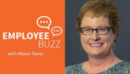 Alison Davis, Employee Buzz Guest