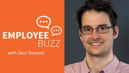 Sam Viscomi, Employee Buzz Guest