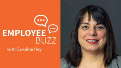 Caroline Hey, Employee Buzz Guest