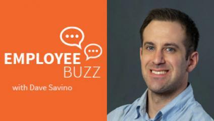 Employee Buzz Guest, Dave Savino