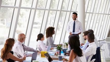 communicators network meeting