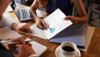 compensation plan graphs