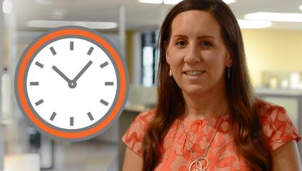 Got a minute? Boost employee engagement