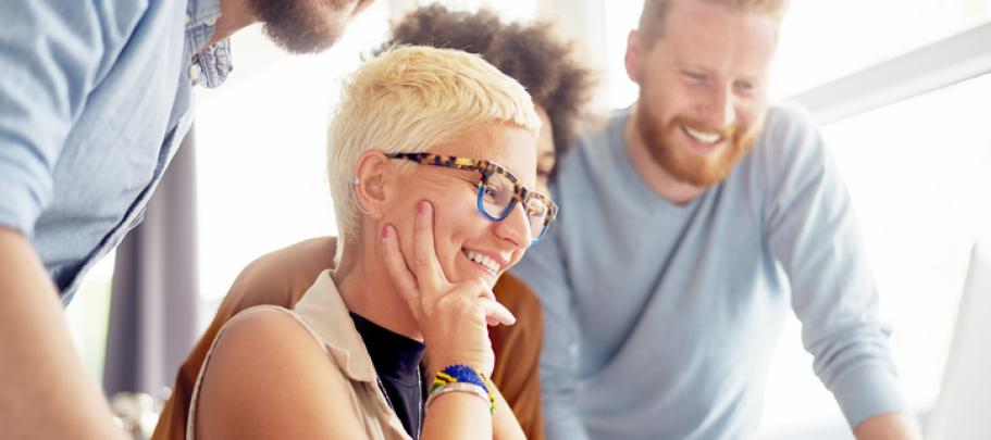 engage employees in internal communication