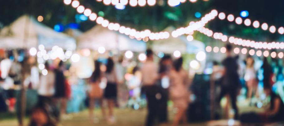 Community festival share concrete information