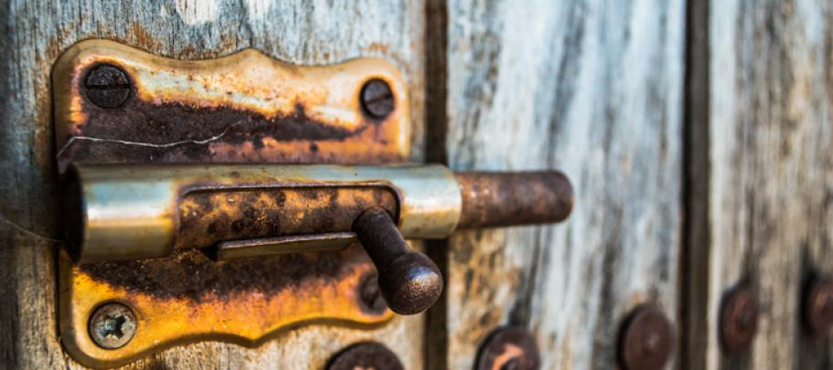 Latch is not only a great way to close things—LATCH is the best organizing principle for communication.