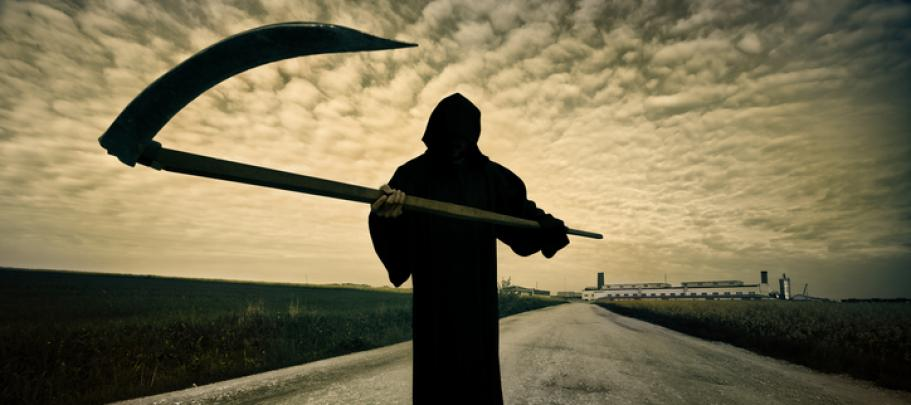 You might fear the reaper, but don't fear the headline in employee communication.