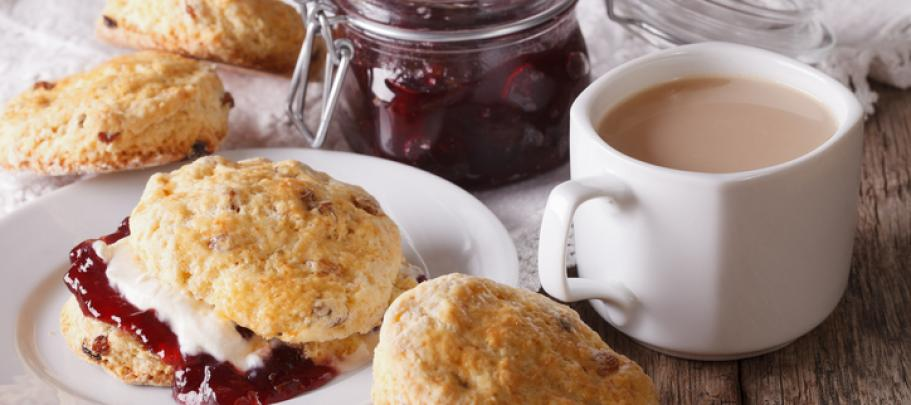 Grammar does matter, even when it comes to how you refer to scones