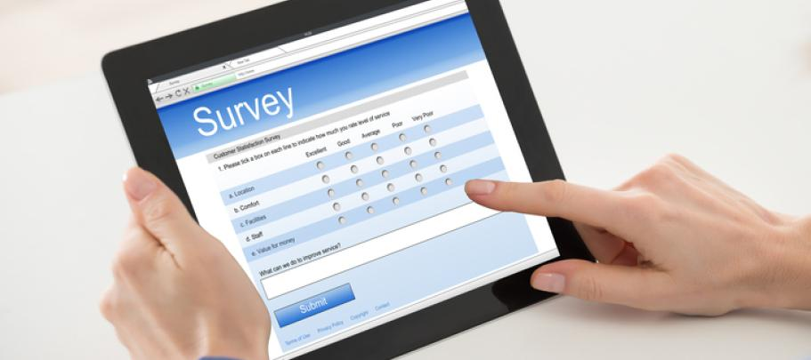 Design your questionnaire so employees find the survey easy to complete