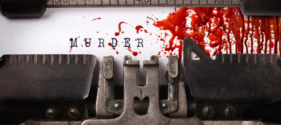 Change communication murder mystery