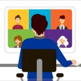 create internal communication for remote employees